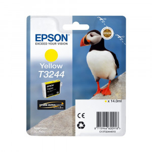 Epson T3244 Yellow Ink Cartridge (14ml)