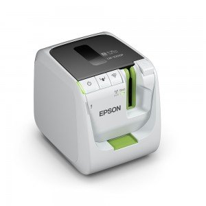 Epson LabelWorks LW-1000P Thermal Label Printer printing