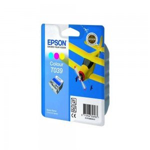 Epson T0390 3-Colour Ink Cartridge