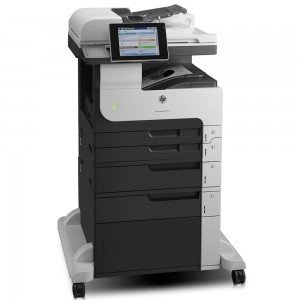 HP LaserJet Enterprise M725f A3 Mono Laser MFP with Fax (