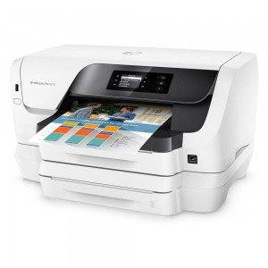 HP Officejet Pro 8218 A4 Colour Multifunction Inkjet Printer