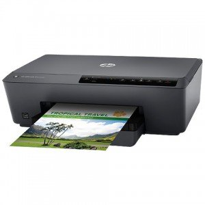 HP OfficeJet Pro 6230 A4 Colour Inkjet Printer Left View 2