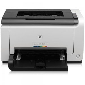 HP LaserJet Pro CP1025 Colour A4 Laser Printer