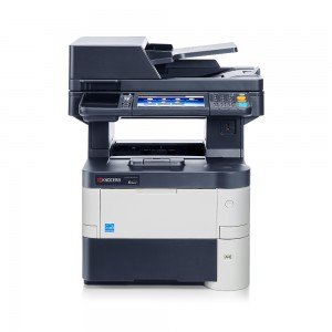 Kyocera ECOSYS M3540idn A4 Mono Laser MFP front view