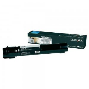 Lexmark Extra High Yield Black Toner Cartridge (32,000 pages*)