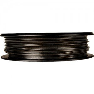 MakerBot PLA Filament Small Sparkly Black 1.75mm