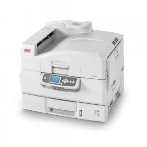 Oki C9850hdtn A3 Colour LED Printer