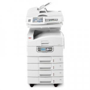 Oki C9850MFP Colour A3 Multifunction Printer