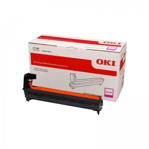 Oki 46507306 Magenta Drum unit (30,000 Pages*)