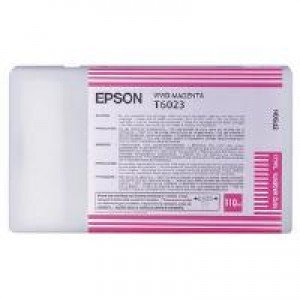 Epson T6023 Vivid Magenta Ink Cartridge (110ml)