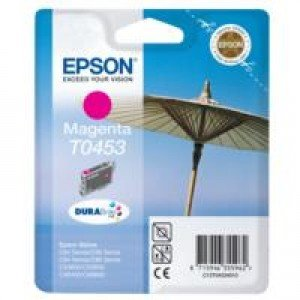Epson T0453 Standard Yield Magenta Ink Cartridge (8ml) C13T04534010