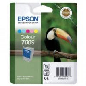 Epson T009401 5-Colour Ink Cartridge (66ml - 330 pages*)