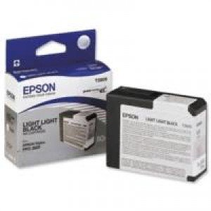 Epson T5809 Light Light Black Ink Cartridge (80ml) C13T580900
