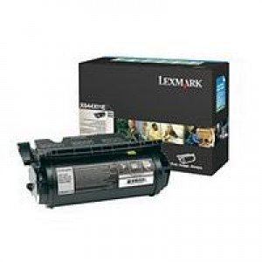 Lexmark High Yield Black Return Program Print Cartridge (21,000 pages*)
