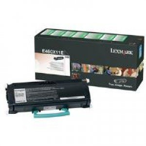 Lexmark Extra High Yield Black Return Program Toner Cartridge (15,000 pages*)