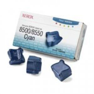 Xerox 108R00669 3 Cyan Ink Sticks (3,000 pages*)