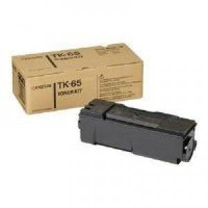 Kyocera TK-65 Black Toner Cartridge (20,000 A4 pages at 5%)