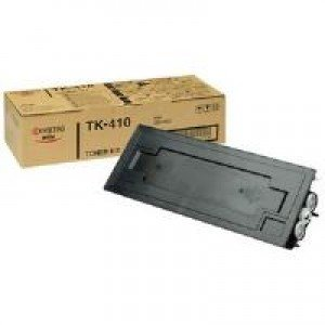 Kyocera TK-410 Black Toner Cartridge (15,000 pages*)