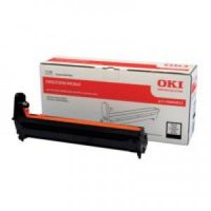 Oki 44064012 Black Image Drum (20,000 pages*)