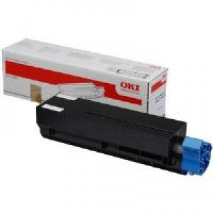 Oki High Yield Black Toner Cartridge (7,000 pages*)