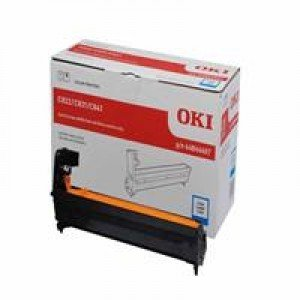 Oki 44844407 Cyan Drum Cartridge (30,000 pages*)