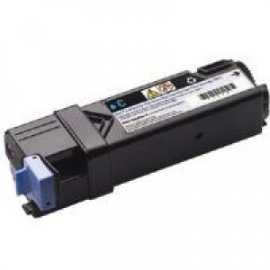 Dell Standard Yield Cyan Toner (1,200 pages*)
