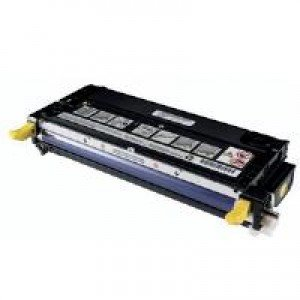Dell 593-10173 High Yield Yellow Toner (8,000 pages*)