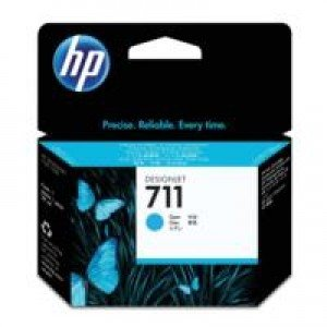 HP CZ130A 711 Cyan Ink Cartridge (29ml)
