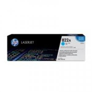 HP 822A Cyan Image Drum (40,000 pages*) C8561A