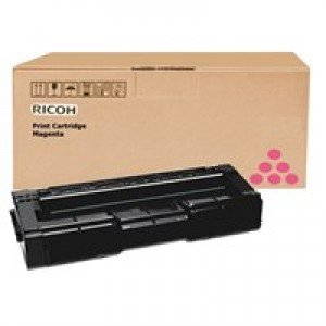 Ricoh 407636 High Yield Magenta Toner (6,000 pages*)