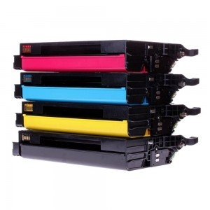 Samsung PB-CLP6x0VAL2 High Yield CMYK Toner Kit (save