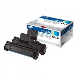 Samsung MLT-P1082A Toner Cartridge Twin Pack (2x 1,500 pages*) MLT-P1082A/ELS