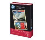HP Colour Laser A4 Paper 100gsm White Ream (500 Pack) HCL0324
