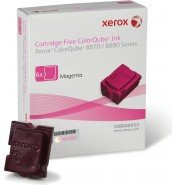 Xerox Magenta Solid Ink (6 sticks - 17,300 pages*)
