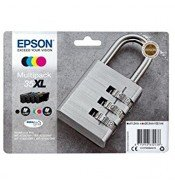 Epson C13T35964010 35XL High Yield Ink Cartridge Multipack (4 Inks)