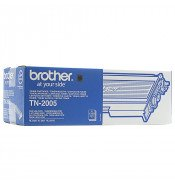 Brother TN2005 Black Toner Cartridge (1,500 pages*)