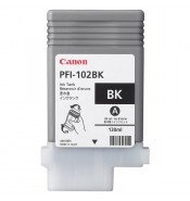 Canon PFI-102BK Black Ink (130ml)