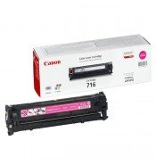 Canon 1978B002AA 716 Magenta Toner Cartridge (1,500 pages*)