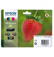 Epson C13T29864510 29 T2986 Multipack Ink Cartridge CYMK (14.9ml)