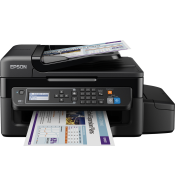 Epson EcoTank ET-4500 A4 Colour Inkjet Multifunction Printer with Fax