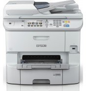 Epson WorkForce Pro WF-6590DWF A4 Colour Inkjet MFP Printer