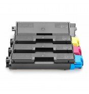 Kyocera TK-580 CMYK Ink Cartridge Pack (Save .1)