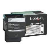 Lexmark Extra High Yield Black Return Program Toner Cartridge (6,000 pages*)