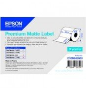Epson C33S045533 Premium Matte Label - 102mm x 152mm (225 labels)