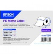 Epson C33S045544 PE Matte Label - 51mm x 29m