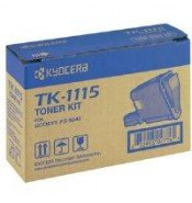 Kyocera TK-1115 Black Toner Cartridge (1,600 pages*) 1T02M50NL0