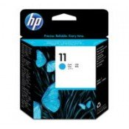 HP No.11 Long-life Cyan Printhead Cartridge (24,000 pages*)
