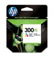 HP No.300XL Tri-Colour Ink Cartridge (440 pages*)