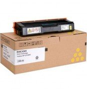 Ricoh 407635 High Yield Yellow Toner Cartridge (6,000 Pages*)