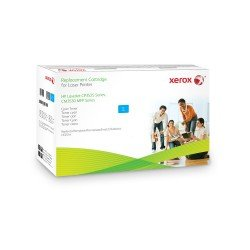 Xerox Replacement for HP 504A (CE251A) Cyan Toner Cartridge (7,000 Pages*)